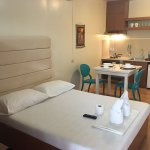 Serviced Apartment Room
