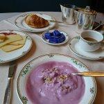 Bludenz - Schlosshotel Dörflinger - Frühstück