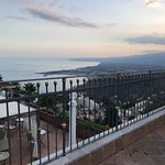 Lovely views from hotel villa Angela balcony and room. I can't wait to go back!