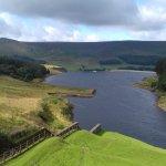 taken from bridge at top of first reservoir