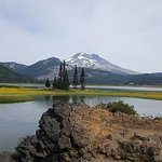 South Sister in the distance