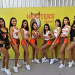 Our friendly Hooters Girls are ready to give you the best service in town
