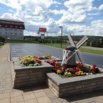 The Amsterdam Inn is located next to Casino Moncton and easy access to the trans Canada highway.
