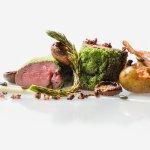 Comber z sarny - nasze danie wyróżnione podczas Wine & Food Noble Night 2016
