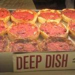 Deep Dish Pizza at Foodlife