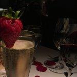 Rose petals for Anniversary