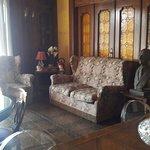 Reception / Breakfast room