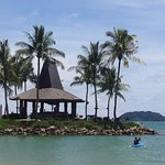 Photo de Shangri-La's Tanjung Aru Resort & Spa