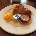 Freshly Baked Croissant - really love it