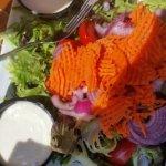 House Salad (impressive)