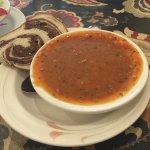 German Tomato Soup
