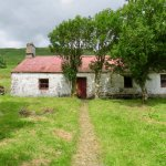 صورة فوتوغرافية لـ Auchindrain Highland Farm Township
