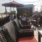 roof top seating