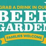 Beer Garden - Families Welcome
