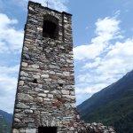 Il campanile del castello vecchio