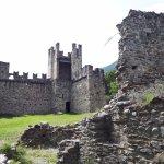 Interno del castello nuovo
