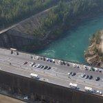 Foto de Revelstoke Dam Visitor Centre