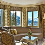 Carlton Hotel St. Moritz Photo