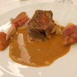 homard à la tête de veau