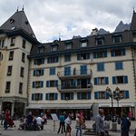 Foto de Grand Hôtel des Alpes