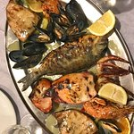 Seafood mix for 2