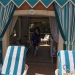 Our beautiful Cabana
