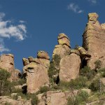 A wonderland of rocks..