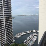 Beautiful view of Biscayne Bay!