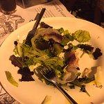 swordfish carpaccio, delicious!