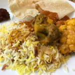 Indian food – not every buffet gets it right, but this one does