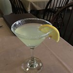 Lemoncello Martini