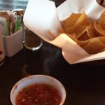 Complimentary chips & salsa