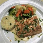 Fish dish Yum!