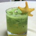 Cucumber & Chile Margarita