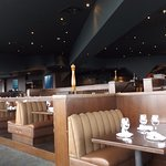 Large seating area,