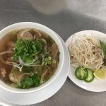 Come try Nguyens pho soup!