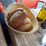 Free bread.