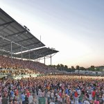 North Dakota State Fair Grandstand