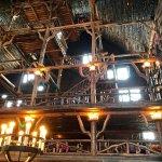The Old Faithful Lodge