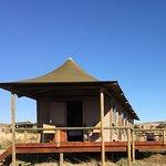 Tented accommodation- amazing