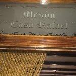 Mesón Casa Rafael