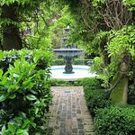 A sample of the beautiful gardens within the grounds.
