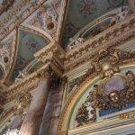 Stunning ceilings.