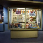 Museum in der Kulturbrauerei, life in the DDR: news stand