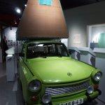Museum in der Kulturbrauerei, roof tent