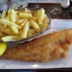 London, North Sea Fish Restaurant, fish and chips
