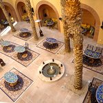 Arabian Court at One&Only Royal Mirage Dubai Photo
