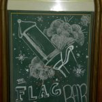 Welcome to the Flagstop Bar!