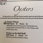 Foto di Half Shell Oyster House