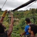 Photo de Vanuatu Jungle Zipline